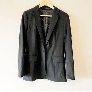 Aritzia T. Babaton black blazer -flawed